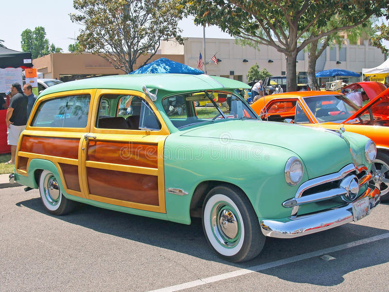 Ford Station Wagon Editorial Stock Image Image 32428009