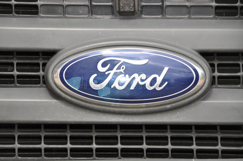 Ford Symbol Editorial Stock Photo Image Of Engine Bumper 22310568