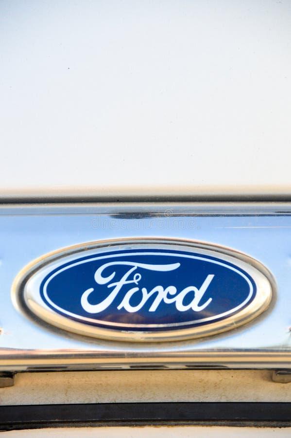 Ford Symbol Editorial Photo Image Of Adrenalim Chrome 74134241