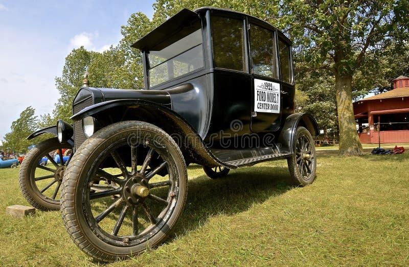 Ford 1922 T Center Door modelo imagen de archivo libre de regalías