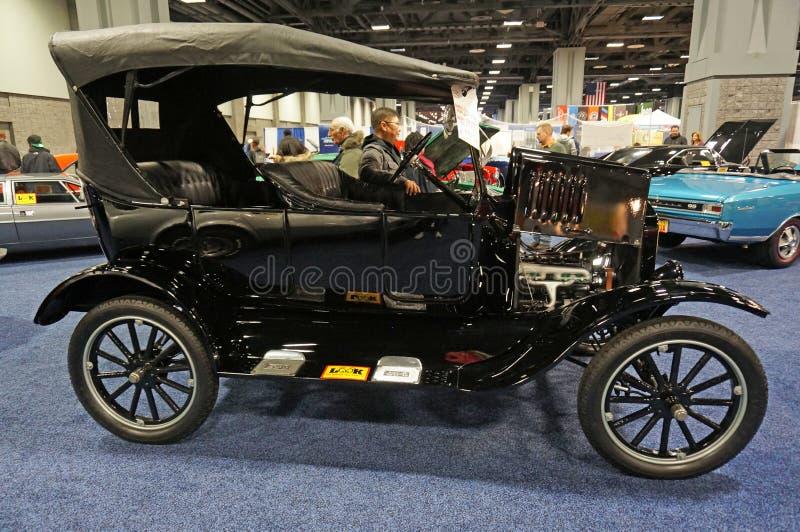 Ford T modelo fotografía de archivo