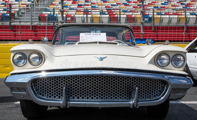 Ford Thunderbird 1958 image stock
