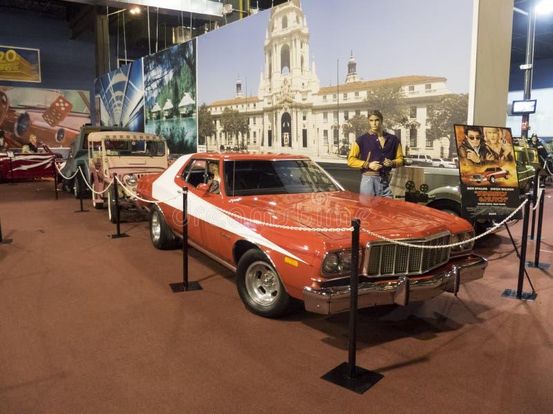 Ford Torino 1974 royaltyfri fotografi
