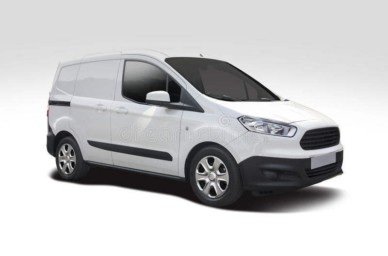 Ford Transit Courier stock fotografie