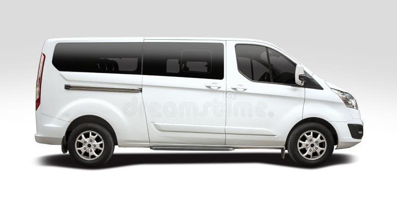 Ford Transit Custom Minibus stockfotografie