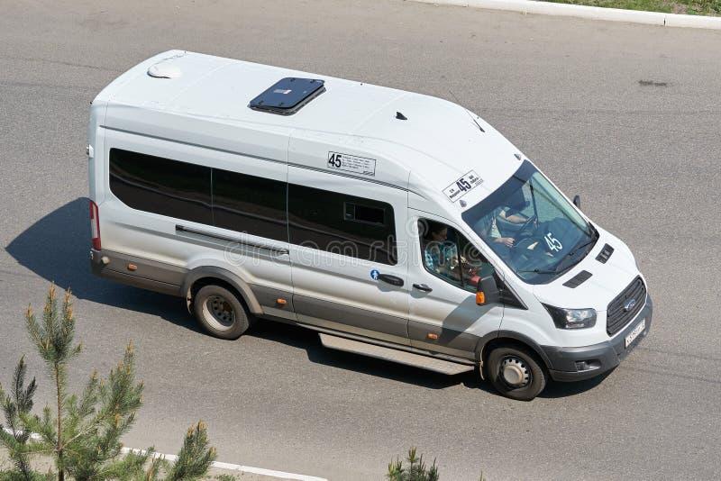 Ford Transit stockbild