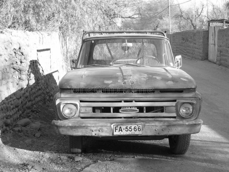 Ford Truck arrugginito immagini stock libere da diritti