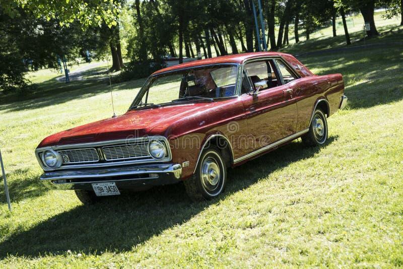 Ford-valk royalty-vrije stock afbeeldingen