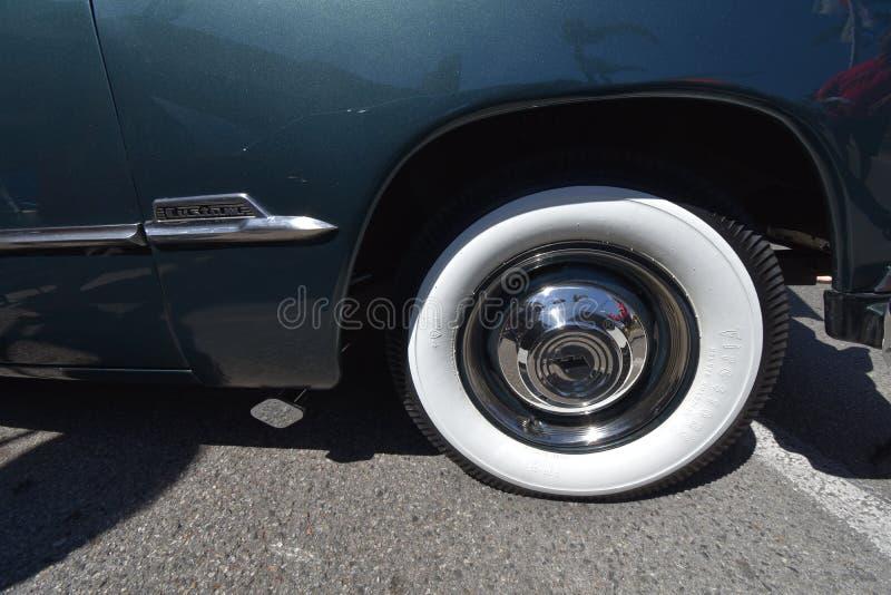 1949 Ford zwyczaj, 3 obrazy royalty free