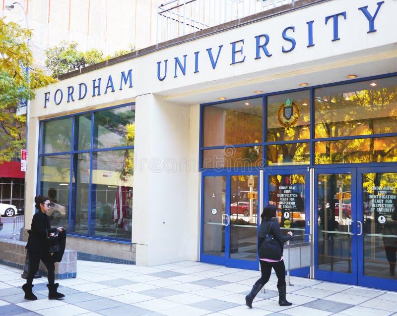 fordham大学