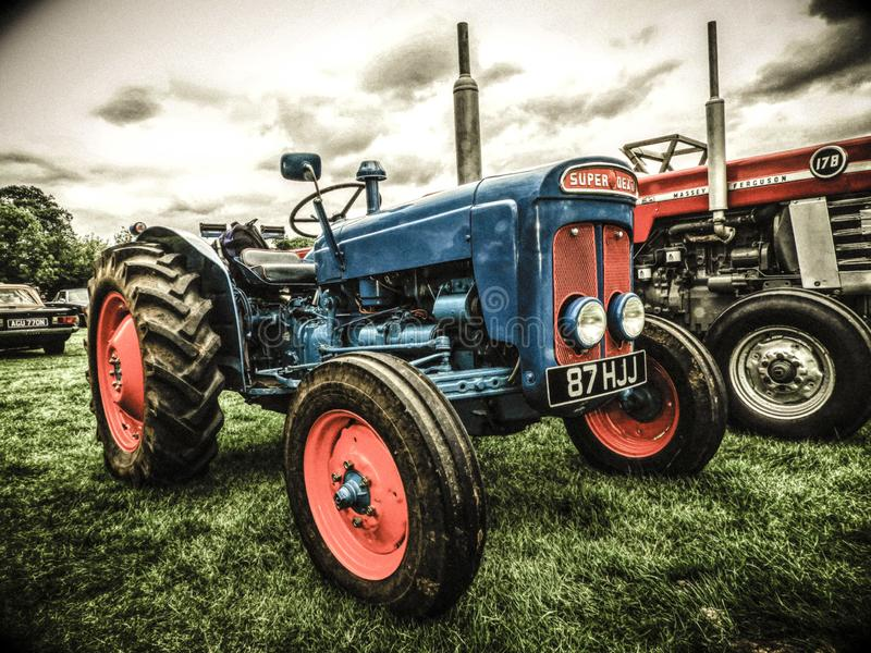 Fordson Dexta royalty free stock photography