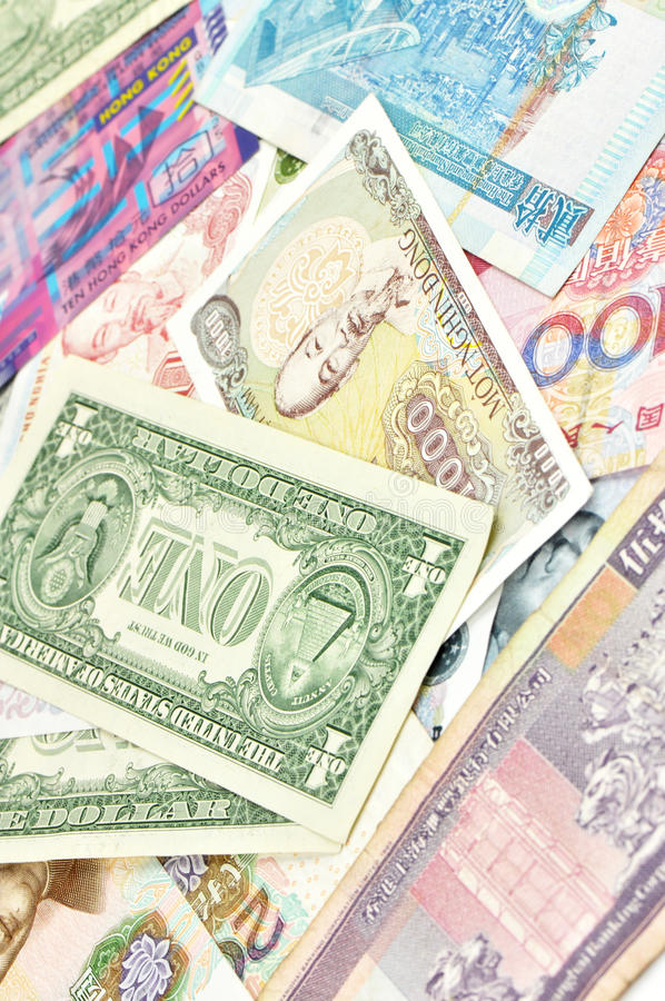 Download Foreign currency stock photo. Image of foreign, financial - 20308934
