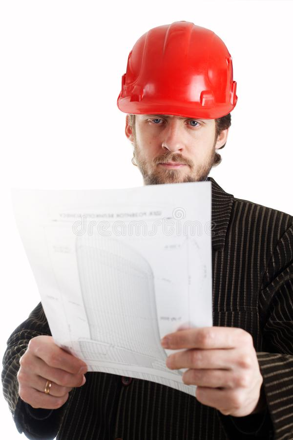 Foreman stock image