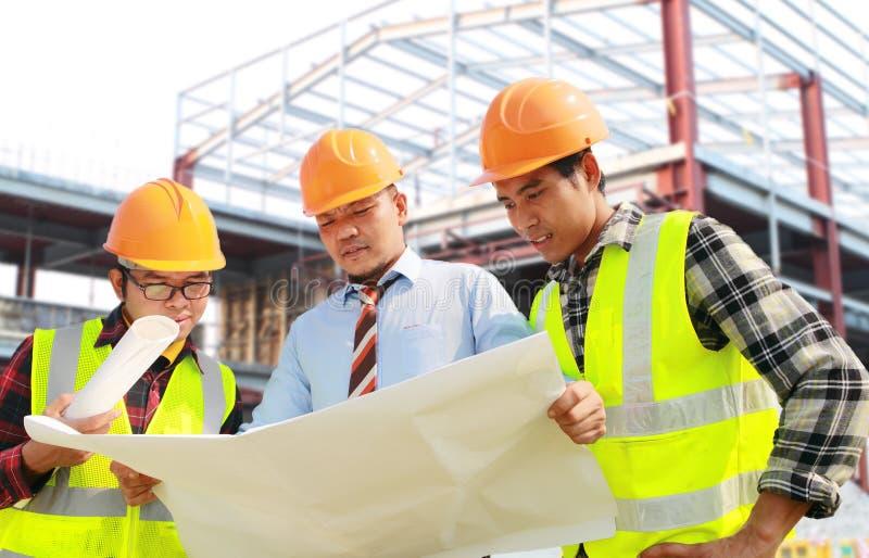 Foreman construction stock photos