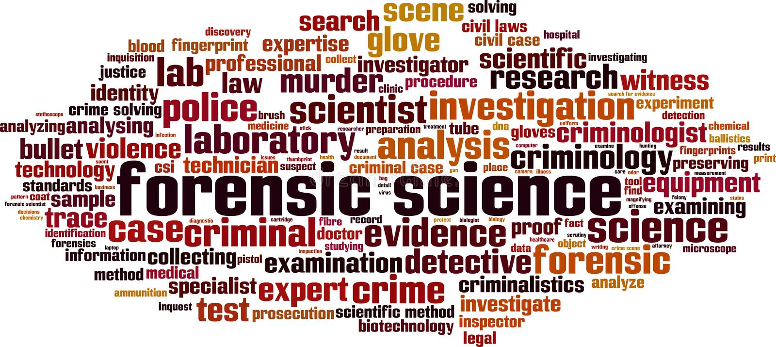 Forensic Science Stock Illustrations 1 533 Forensic Science Stock Illustrations Vectors Clipart Dreamstime
