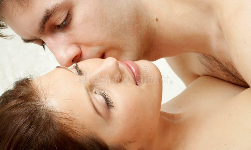 Foreplay Fotografia de Stock
