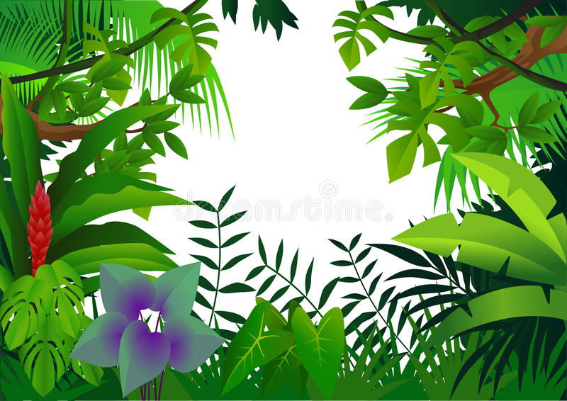 Download Forest stock vector. Image of forest, artistic, environment - 15103652