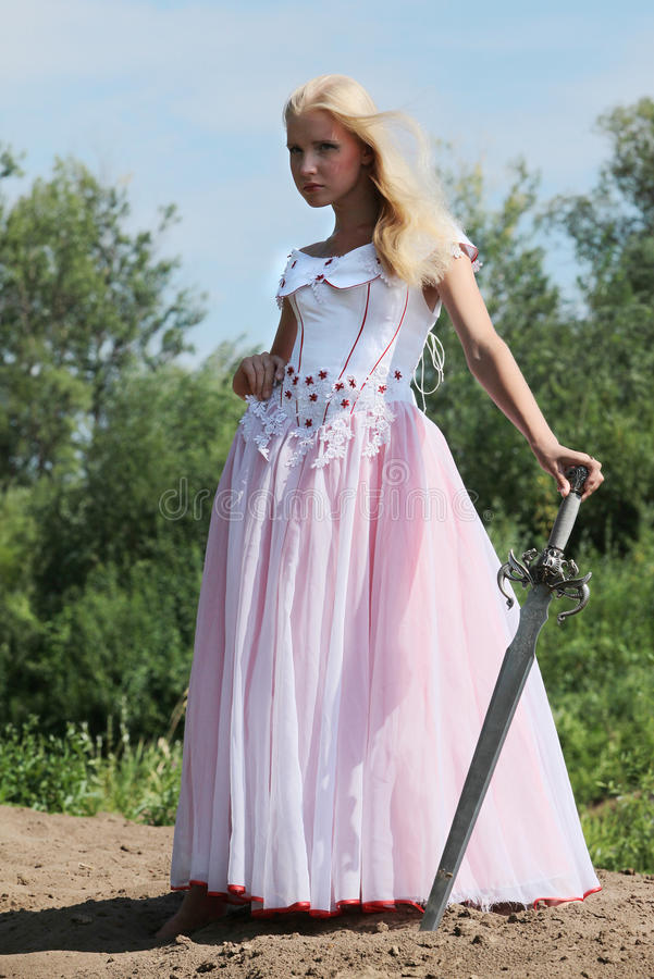 Forest Fairy fotografia stock libera da diritti