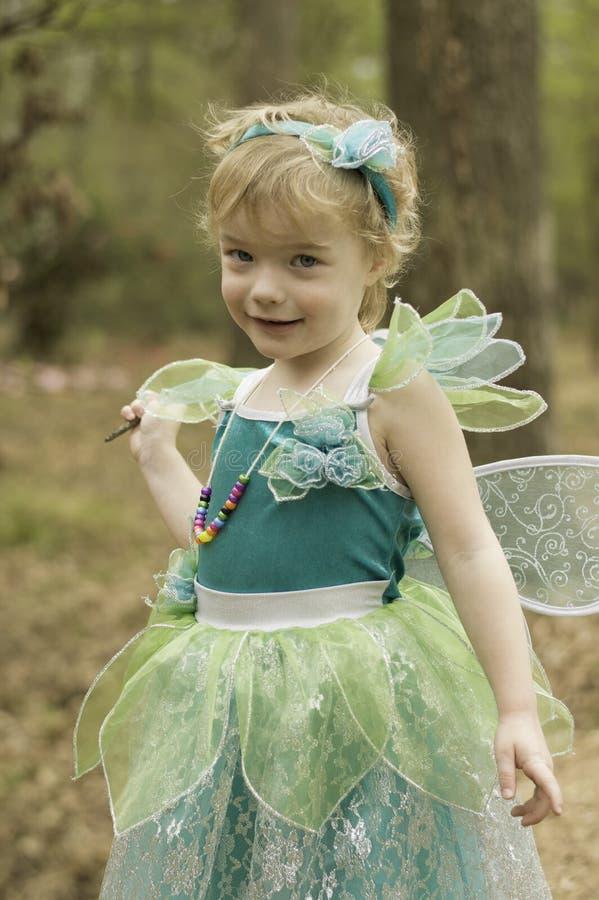 Forest Fairy foto de archivo libre de regalías