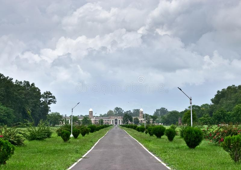 Forest Research Institute, Dehra Dun photo stock