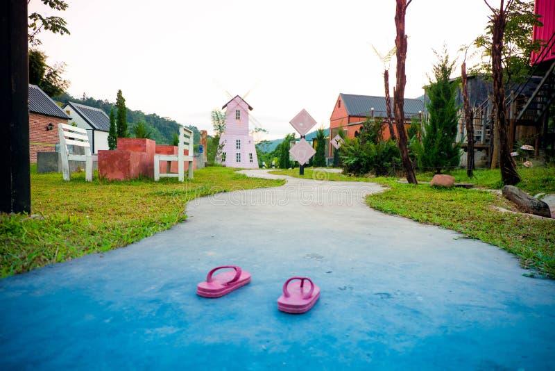 Forest Resort em Tailândia imagem de stock royalty free
