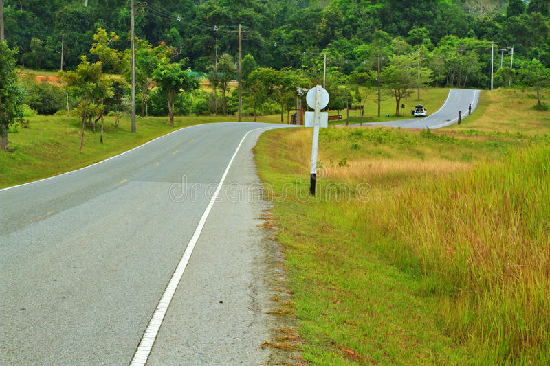 Download Forest Road At Khaoyai National Park Royalty Free Stock Photo - Image: 26738975
