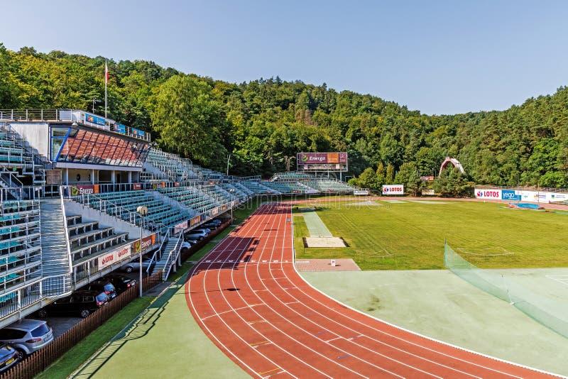 Forest Stadium stock afbeeldingen