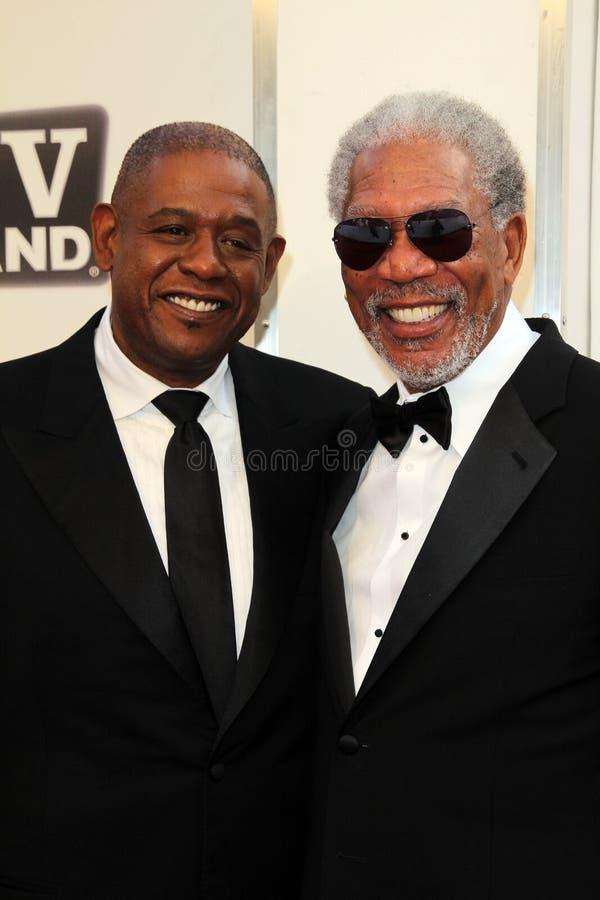 Download Forest Whitaker Morgan Freeman Redaktionell Arkivbild - Bild av whitaker, utmärkelsen: 37346152