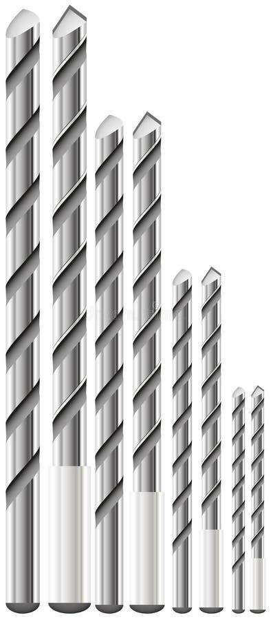 Foret illustration de vecteur