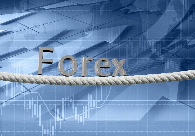 Forex vector illustratie