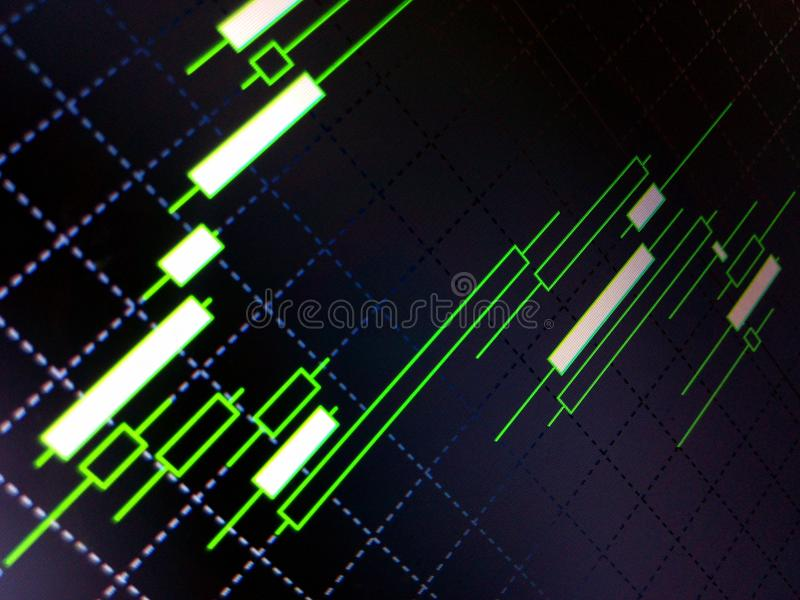 Forex handelstrategie stock fotografie