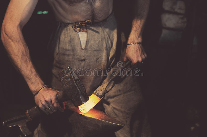 forge photo stock