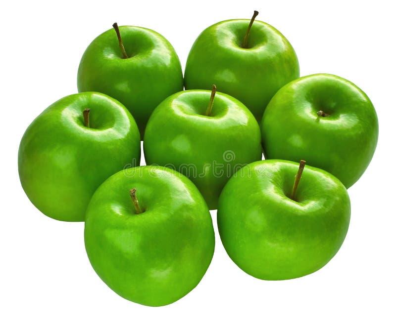 forgeron de mémé frais de pommes photo libre de droits