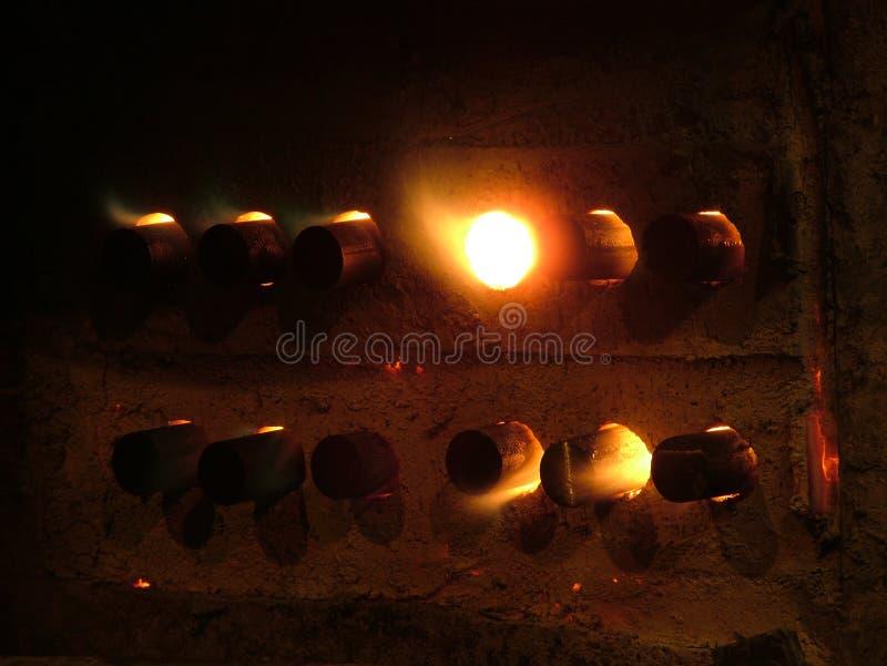 Download Forja quente do metal imagem de stock. Imagem de forjamento - 102311