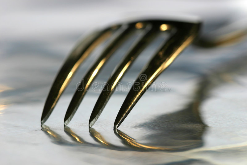 Download Fork stock photo. Image of kitchen, home, metallic, tool - 161202