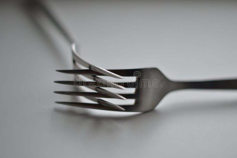 fork imagen de archivo