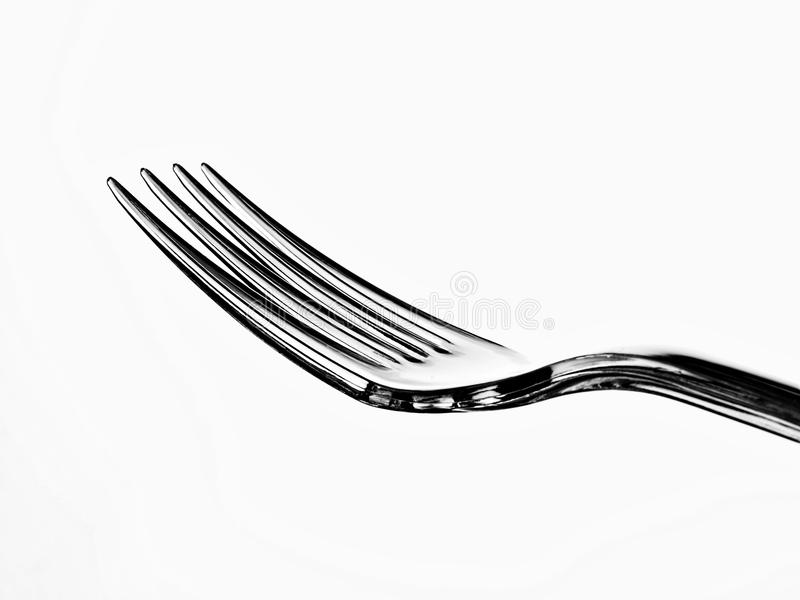 Fork Abstract Backgroud Design stock images