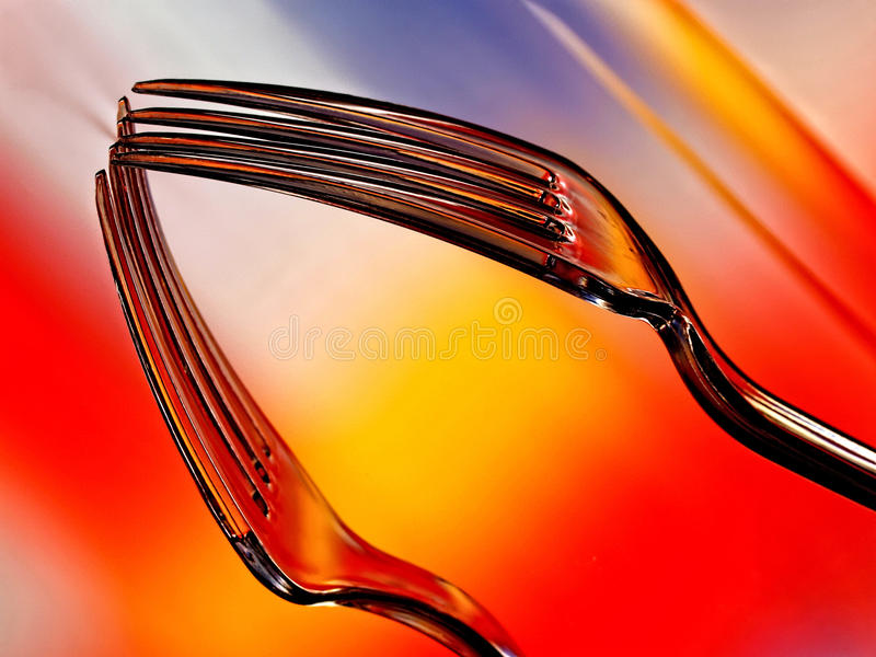 Download Fork Abstract Backgroud Design Stock Photo - Image of abstract, closeup: 19180228