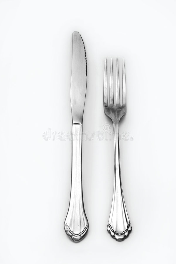 Free Fork And Knife Stock Images - 2435564