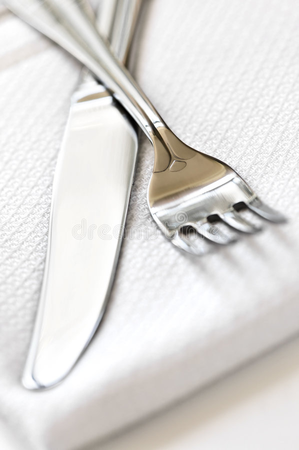 Free Fork And Knife Stock Photos - 7079453