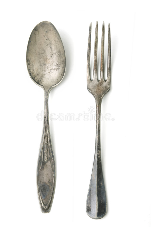 Free Fork And Spoon Stock Photography - 7744202