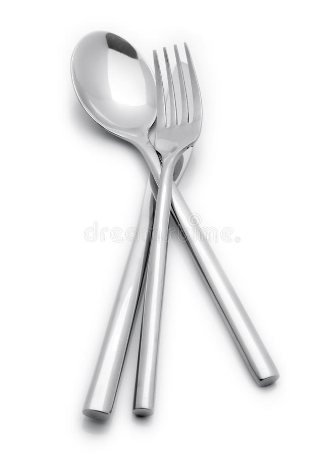 Free Fork, Spoon And Knife Stock Photography - 16855782