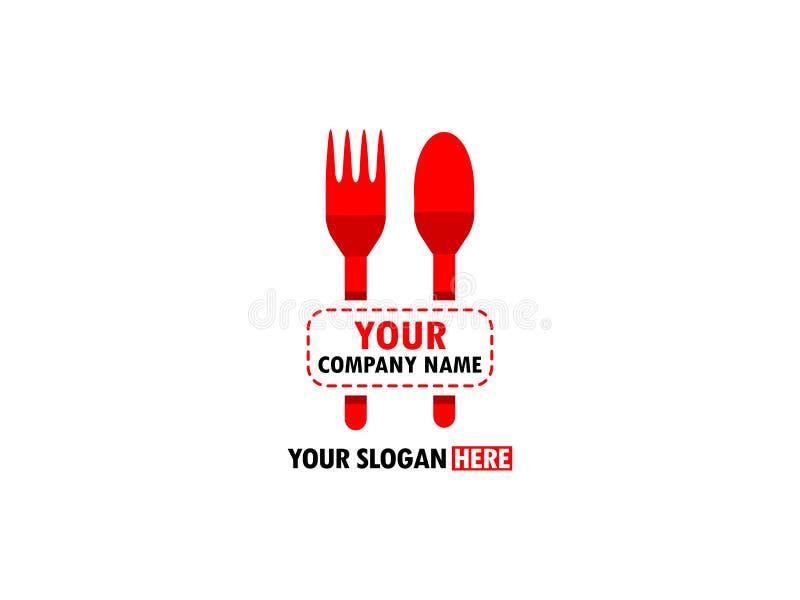 Fork And Spoon, Restaurant Logo Concept Stock Vector ...