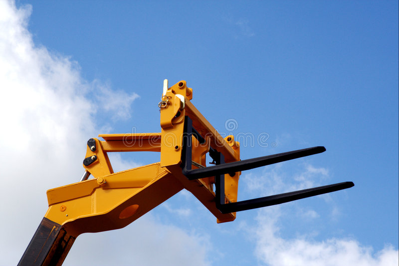 Forklift head stock images