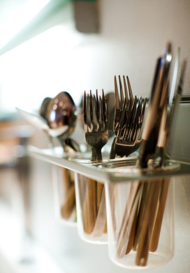 Download Forks stock image. Image of macro, domestic, focus, dishware - 14447531