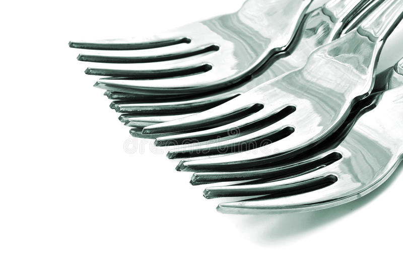 Forks Stock Images