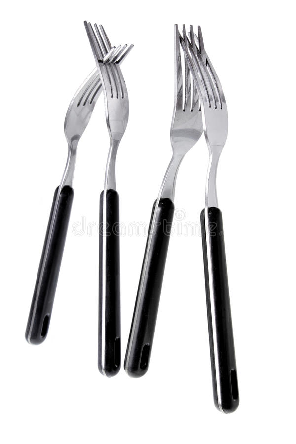 Download Forks stock photo. Image of object, silver, still, life - 30305552
