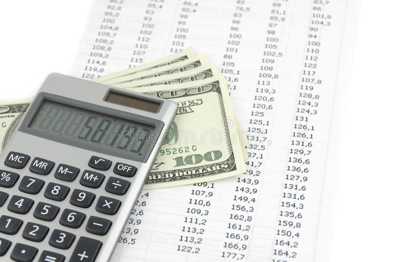 Download Form stock photo. Image of budget, digit, office, calculator - 23582086