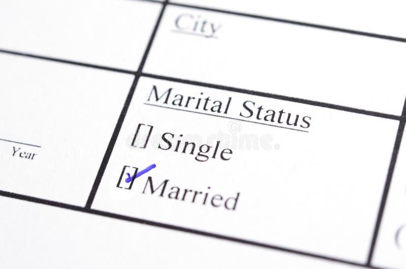 Marital status widow