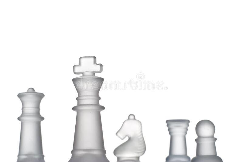 Formação da xadrez imagens de stock royalty free